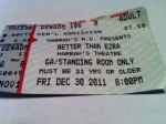 bte ticket