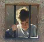 Matt age 5 in jail